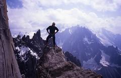 Jammed Block (andywalker1) Tags: andrewwalker americandirect dru petitdru chamonix alps alpineclimbing