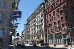 Downtown Scranton, PA (joseph a) Tags: scranton pennsylvania downtown mainstreet density departmentstore