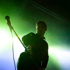 Deafheaven @ Pstereo 2016 (1) (TAKleven) Tags: canoneos5dmarkii canonef24105lisusm deafheaven pstereo pstereo2016 band live stage scene concert konsert music musikk musikkfestival musicfestival trondheim norge norway marinen artist performer greenlight green grnt grntlys