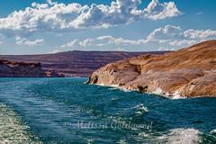 Lake Powell (mgoldwood) Tags: nature geology lake water formation rock arizona lakepowell page