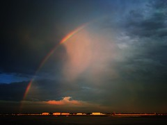rainbow (timp37) Tags: rainbow 2016 october illinois chicago snapseed