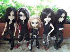 NIGHTMARE (Lunalila1) Tags: doll groove taeyang nightmare limited edition group yomi niya sakito hitsugi ruka music jpop visual key band rock