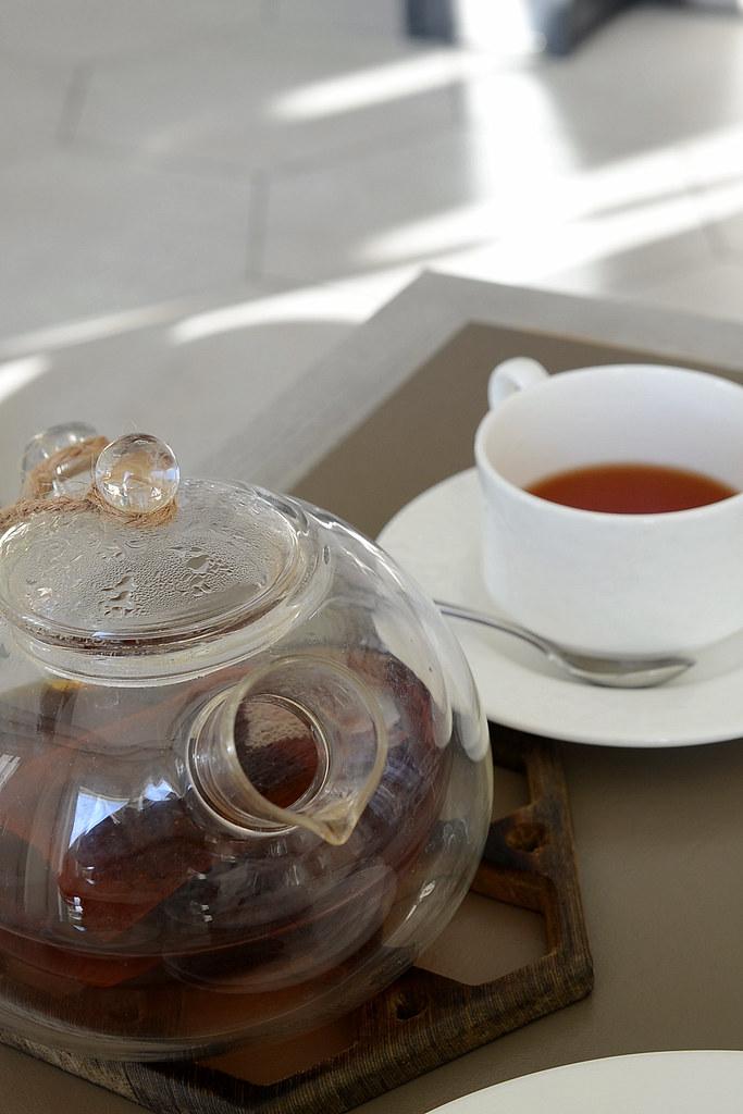 华泰瑞苑下午茶