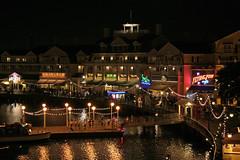 The Boardwalk, Disney World, FL, 2005 (Tom Powell) Tags: boardwalk disneyworld florida availablelight canoneos20d 2005