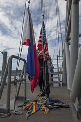 161011-N-JS726-099 (SurfaceWarriors) Tags: navy marines amphibiousassault subicbay phiblex bonhommerichard expeditionarystrikegroup underway deployment military portvisit subicbayphilippines