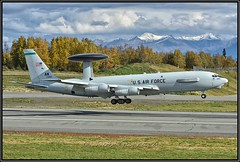 75-0560 United States Air Force AWACS (Bob Garrard) Tags: 750560 united states air force airborne warning control systemr awacs boeing e3b sentry anc panc