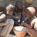 Himba babies