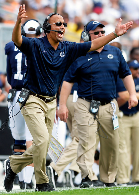 Penn State football: Penn State football: Could black and ...