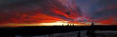 Teufelstein 1498m Sonnenuntergang (ernst.weberhofer) Tags: sunset sonnenuntergang fischbach schanz teufelstein stanz joglland waldheimat stanglalm zellerkreuz