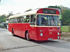 519 Leyland Leopard (1968) PMT (robertknight16) Tags: bus coach marshall leopard british 1960s pops wedgewood leyland pmt barlaston potteriesmotortraction tvt128g