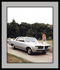 "'64 Pontiac GTO Show Car, 1988 (Cosmo's ""ART"" Gallery) Tags: 1988 babe pontiac gto 1964 customcar showcar"