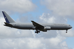 985_NZAA_7028 (ZK-NGJ) Tags: bachelet president michelle 985 chileanairforce boeing7673y0er26205 13november2014aucklandchileairforce1fach1 13november2014auckland