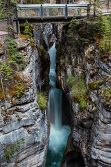 """Maligne Canyon • <a style=""""font-size:0.8em;"""" href=""""http://www.flickr.com/photos/92159645@N05/15615227413/"""" target=""""_blank"""">View on Flickr</a>"""