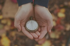 (what_marty_sees) Tags: autumn leaves seasons time stopwatch highcallingfocus