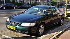 Honda Accord Coup 3.0i 24V V6 (sjoerd.wijsman) Tags: auto holland green cars netherlands car groen nederland thenetherlands denhaag voiture vehicle holanda autos paysbas coupe olanda coup fahrzeug niederlande hondaaccord zuidholland onk carspotting bezuidenhout accordcoupe hondaaccordcoupe carspot accordcoup denhaagbezuidenhout hondaaccordcoup 10112014 sidecode6 48gdjv
