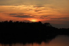 Sunset 8th September 2014 018 (Harvey Young) Tags: sunset sundown romanticsunset