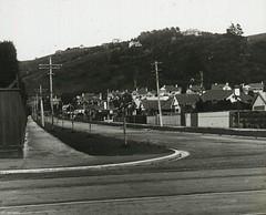 Sandringham Street, St Clair (Dunedin City Council Archives) Tags: road stclair historic dunedin