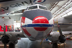 Berlin Veteran (Al Henderson) Tags: school weather museum force aviation air royal page hastings preserved bomber command bombing raf c1 handley cosford reconnaissance tg511