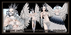 JUDGEMENT (Helena Stringer) Tags: charity auction sl secondlife nomine limitededitions horrorfestive2014