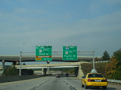 Interstate 670 - Ohio (Dougtone) Tags: road columbus ohio sign highway route freeway shield interstate expressway i670 interstate670