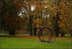 Park sculpture (catb -) Tags: park sculpture germany frankfurt badhomburg kurpark