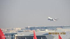 طيرات الإمارات لحظة الإقلاع من مطار دبي الدولي - دولة الإمارات (firas.dubai) Tags: airport dubai united uae off emirates international arab take من الإمارات dxb دولة دبي العربية مطار الإقلاع المتحدة الدولي إمارة امارة الاقلاع