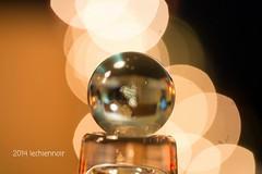 When bokeh looks like marbles! (LeChienNoir) Tags: macro canon lights licht bokeh knikker 100mm28macro canonnl lechiennoir 5dm3 lechiennoirnl maŕbles