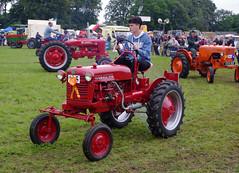 McCormick IH Farmall Cub at the 2014 Angus Show, Brechin (andyflyer) Tags: tractors ih mccormick agriculturalmachinery farmallcub vintagetractor vintagetractors angusshow angusshow2014