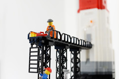 lego Phare Breton project - atana studio (Anthony SÉJOURNÉ) Tags: lighthouse project studio brittany lego anthony creator ideas phare breton atana séjourné
