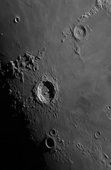 Craters Copernicus and Eratosthenes, Mare Insularum, Moon (Digital Biology) Tags: moon crater celestron copernicus reinhold eratosthenes mareinsularum