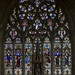 East window, St Botolph's church, Boston, Lincs