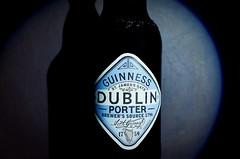 Bottle of Guinness Dublin Porter (royaldutch2014) Tags: dublin stilllife macro bottle drink label 28mm guinness product trademark porter ricohgr 2014 mythings