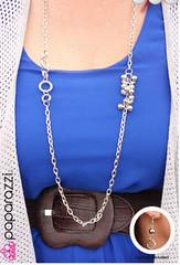 5th Avenue Silver Necklace K2 P2220A-5