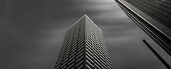 sin city (alebiro) Tags: street york city sky white black building art architecture contrast canon photography photo long exposure mark joel fine sydney australia stop filter ii nsw nd qvb tjintjelaar