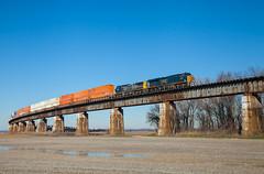 It's been awhile! (Train Chaser) Tags: csx rahm csxq029 csxt970