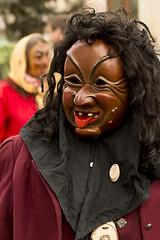 Fasnet Erolzheim 2014-0089 (illertal-foto) Tags: carnival winter germany fun funny mask witch event fasching carneval karneval fasnacht maske fasnet masken hexe teufel zunft brauchtum hexen weib narrensprung illertal narrenzunft deifel erolzheim deifelweib deifelsweiber