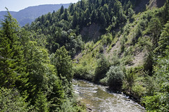Areuse River DSK1903 (iloleo) Tags: nature forest landscape switzerland scenic rapids hills nikond7000 areuseriver