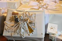 xmas presents 2014 (L. Sue Szabo) Tags: wrapping ideas whitexmas xmaswrapping lsueszabojewelry lsueszabo xmas2014