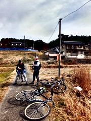 Dirt Training. Nara. Japan. (22) (kinkicycle.com) Tags: winter bicycle japan japanese cycling fuji mud bikes bicycles dirt mtb nara cyclocross specialized