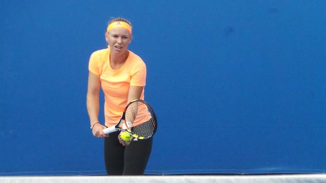 Caroline Wozniacki - 2015 Australian Open