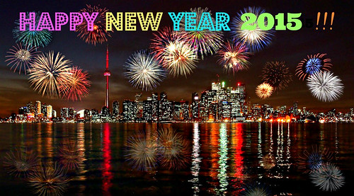 from canada happy new year bonne anne
