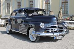 Chevrolet 2-door Aerosedan Fleetline (1948) (Mc Steff) Tags: chevrolet 2door aerosedan fleetline retroclassicsmeetsbarock2014 1948