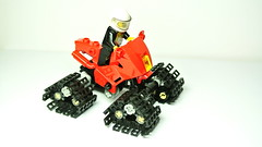 Tracked ATV (Updated Version) (hajdekr) Tags: motion toy chains automobile track cross lego 4x4 bikes quad arctic chain chainlink technic motorcycle vehicle modification update motocross alternative alternate updated tracked moc npu allterrainvehicle modificated automatedtransfervehicle legotechnic myowncreation allterrainvehicleproductcategory fourwheeldrivemasstransportationsystem continuoustrackinvention nicepartusage trackedallterrainvehicles