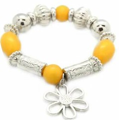 Sunset Sightings Yellow Bracelet P9441A-1