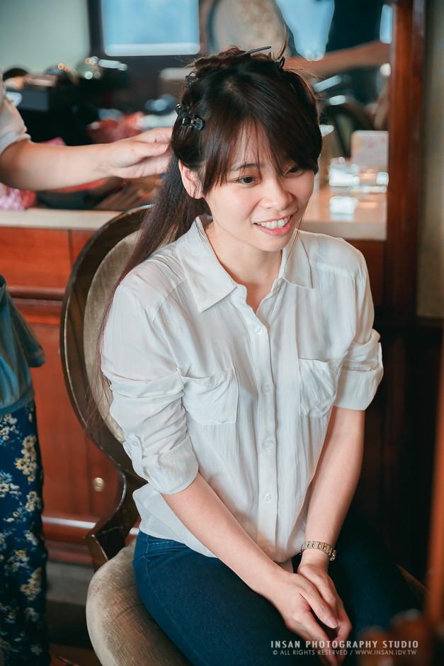 [婚禮記錄] Jangbin + Claire // 文定@ {世貿三三}