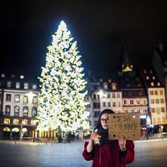 11th January 2015 (Parallel Fiber) Tags: winter france girl sign night freedom nikon republic 11 strasbourg demonstration charlie 01 rights alsace speech 2015 iamcharlie jesuischarlie