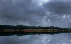 Love Ireland 2 (Giulio Bianco) Tags: trees ireland lake clouds landscape drama paesaggi