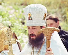 57. Крестный ход на Преображение Господне 2000 г