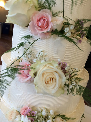 """One of my favorite buttercream styled cakes. • <a style=""""font-size:0.8em;"""" href=""""http://www.flickr.com/photos/50891271@N03/16346169632/"""" target=""""_blank"""">View on Flickr</a>"""