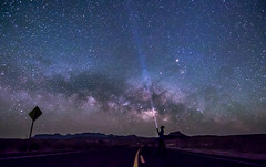 Rise of Milkyway over BigBend!